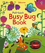 Pull-Back Busy Bug Book