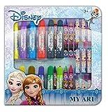 Frajodis- Disney Princess Frozen Coffret de Coloriage, 0006359