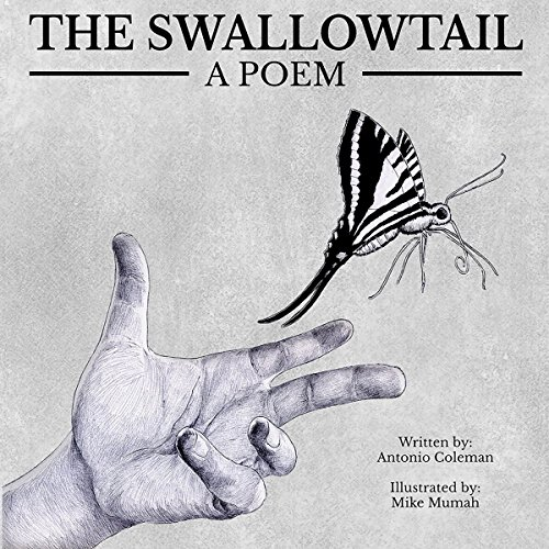 The Swallowtail audiobook cover art