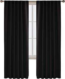 Best ready made curtains 100 inch drop Reviews