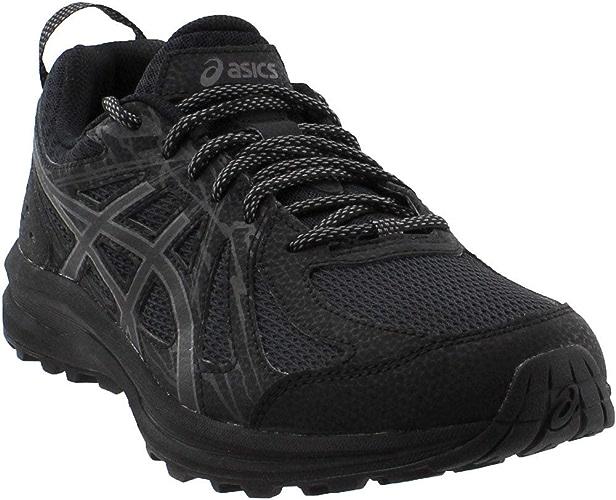 ASICS 1011A138 Hommes's Frequent Trail (4E) FonctionneHommest chaussures, noir voiturebon - 11 4E US