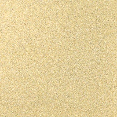 Dekosand / Farbsand (0,1 - 0,5 mm), 1 kg, champagner