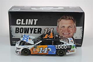 Lionel Racing, Clint Bowyer, Toco Warranty, 2019, Ford Mustang, NASCAR Diecast 1: 24 Scale