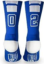 custom basketball socks