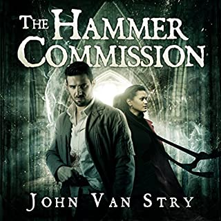The Hammer Commission audiobook cover art