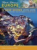 Rick Steves Europe:12 New Shows DVD 2015–2016