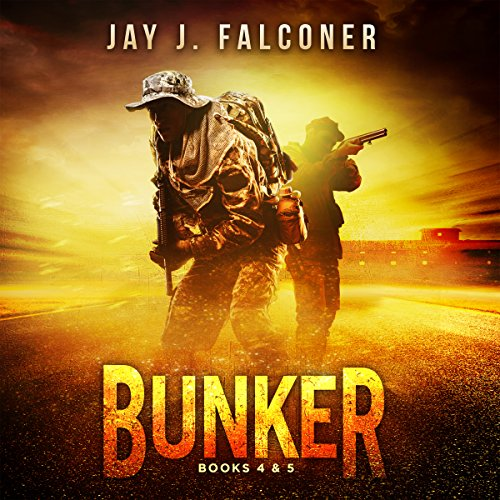 Bunker: Mission Critical Series, Books 4 and 5 audiobook cover art