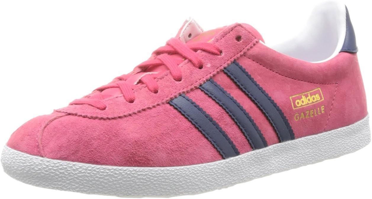 adidas Performance Gazelle OG, Baskets Basses Femme, Rosa (Pink ...