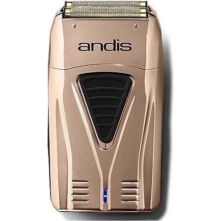 Andis Profoil Lithium Plus Foil Shaver 7220, Copper, 1 Count
