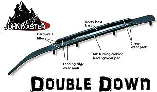 6 Double Down Snowmobile Ski Carbides (Pair)- Ski-Doo [RD4406]