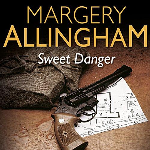 Sweet Danger audiobook cover art