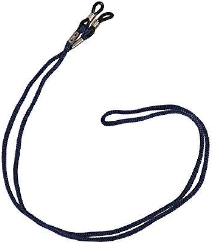 4 X Spec Blue Eyeglass Cord For Glasses Eyeglasses Chain Lanyard Neck Cords