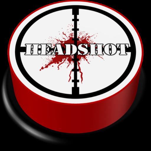 Boom Headshot Button