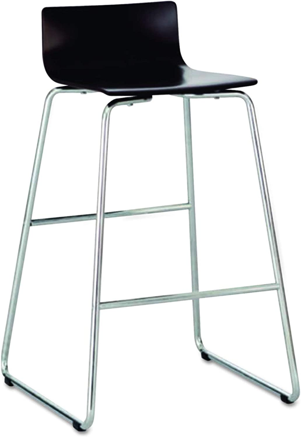 Safco Products 4299ES Bosk Stool, Espresso
