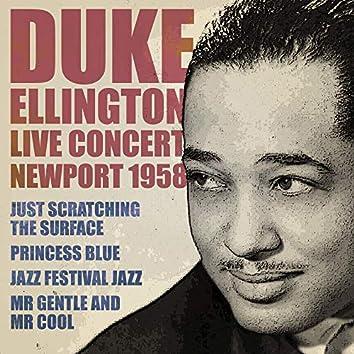 Live Concert Newport 1958