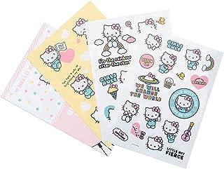 Pegatinas Hello Kittiy impermeables y reutilizables. Paquete de pegatinas: 44 stickers, optimas pegatinas para móvil, orde...