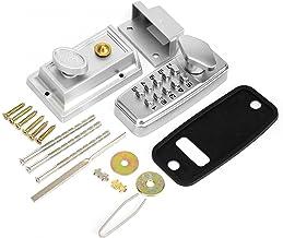 Deurslot Deurslot 2-4 cijfers Mechanische Code Lock Cabinet Indoor Outdoor Deur Wachtwoord Beveiliging Codeed Lock Stabiel...