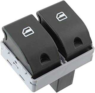 Nouveaux 735461275/Puissance fen/être commutateur Control pour Vauxhalls Combo Citroens ISO Nemo Doblo Fiorino Qubo Peugeots Bipper 2007/2008/2009/2010/2011/2012/2013/2014