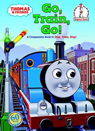Thomas & Friends: Go, Train, Go! (Thomas & Friends) (Beginner Books(R))の詳細を見る