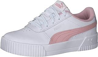 حذاء رياضي للبنات من بوما كارينا ال بي اس، لون ابيض، 17 EU