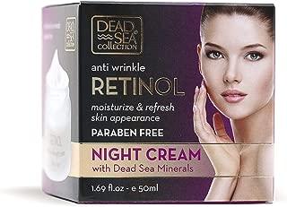 Retinol Anti Wrinkle Night Cream with Minerals