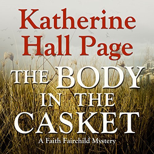 The Body in the Casket audiobook cover art