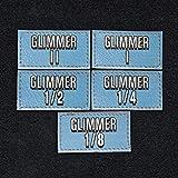 Etiquetas filtros de cámara | Camera Filter Tags | Set difusión Glimmer Glass