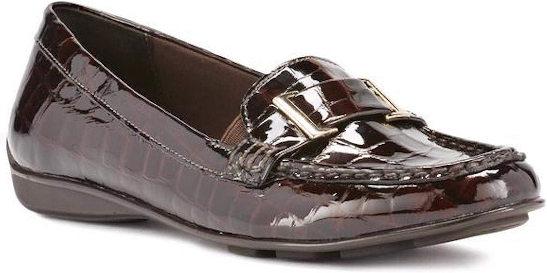 Walking Cradles Frauen March Leder Loafers Braun Groesse 10.5 US US  42 EU  billige Verkaufsstelle online