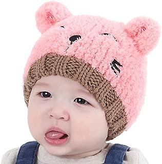 crochet girls beanie