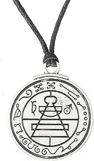 Wiccan Talisman Secret Seal of Solomon Pentacle