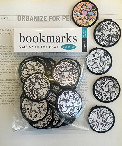 Color Your OWN Bookmarks - Set of 30 - Color ME - I Heart Books Bulk Bookmarks for Kids Girls Boys Teens. Perfect for Gifts - Student Incentives – Birthday Party Favors – Reading Incentives