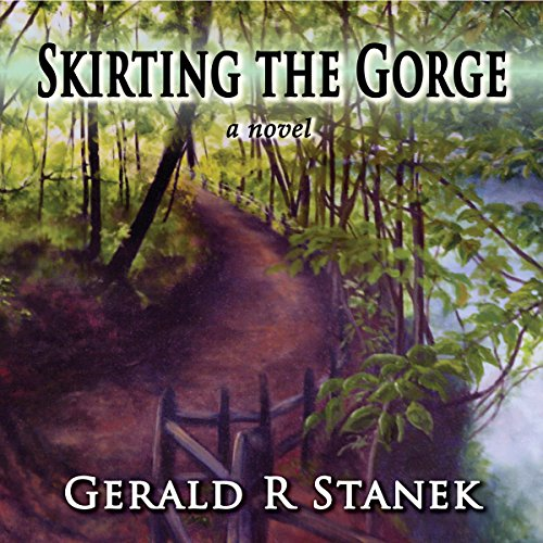 Skirting the Gorge audiobook cover art