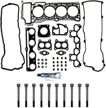 ECCPP Engine Head Gasket Set w/Bolts fit 00-06 Nissan Sentra Compatible fit for Gaskets Kit