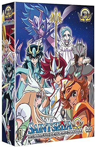 Saint Seiya Omega : Les Nouveaux Chevaliers du Zodiaque-Vol. 3