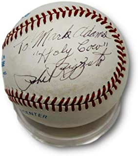 Phil Rizzuto Signed Baseball - OAL AG51166 b28 - PSA/DNA Certified - Autographed Baseballs