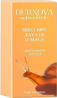 Sérum 100 % baba de caracol de 15 ml. Contras: antiimperfecciones marcas de expresión cicatrices cutáneas estrías manc...