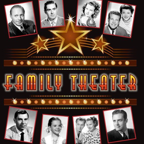 Family Theater audiobook cover art