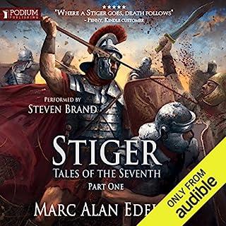 Page de couverture de Stiger