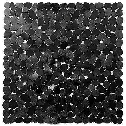 badmat zwart ikea