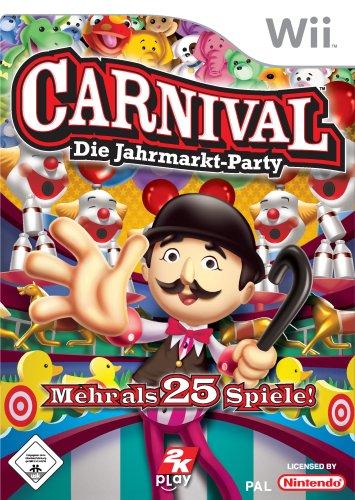 Carnival Games: Die Jahrmarkt Party