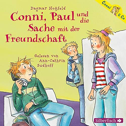 Conni, Paul und die Sache mit der Freundschaft (Conni & Co 8): 2 CDs