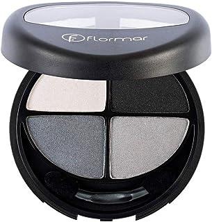 Flormar Quartet Eyeshadow - 404 Black Suffle