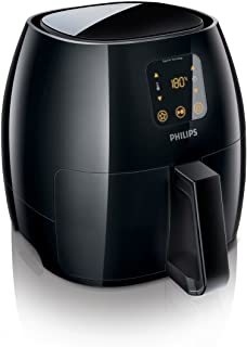 Philips 1.2Kg Advance Collection XL Air Fryer - HD9240/91, Black
