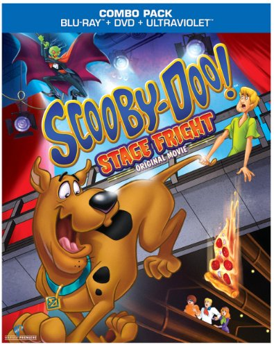 Scooby-Doo! Stage Fright [Blu-ray]