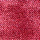 DESHOME Penelope - Tessuto al Metro Idrorepellente stoffa resistente per divani, cuscini, tappezzeria (Rosso, 1 metro)