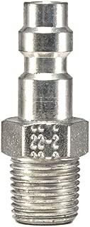 Foster 2 Series - Steel Plug, 1/8