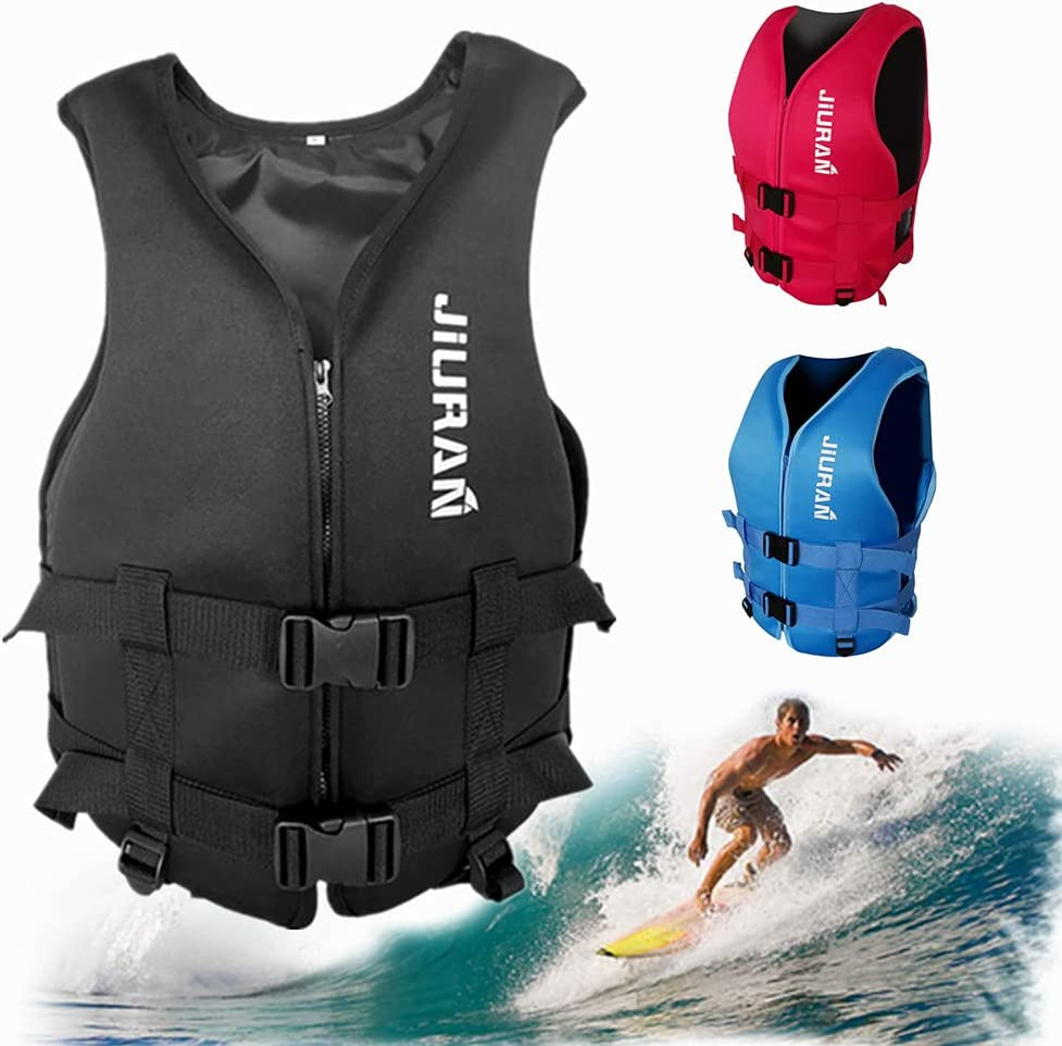 GOPU Life Jackets 5 ☆ very popular for Adults Water Sport Jacket El Paso Mall Adul Boating