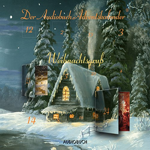 Weihnachtsgruß                   By:                                                                                                                                 div.                               Narrated by:                                                                                                                                 Doris Wolters                      Length: 1 hr and 13 mins     Not rated yet     Overall 0.0