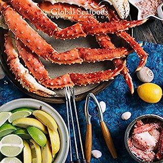 Alaskan Red King Crab Legs Jumbo 10 Lbs