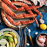Alaskan Red King Crab Legs Jumbo 10 Lbs